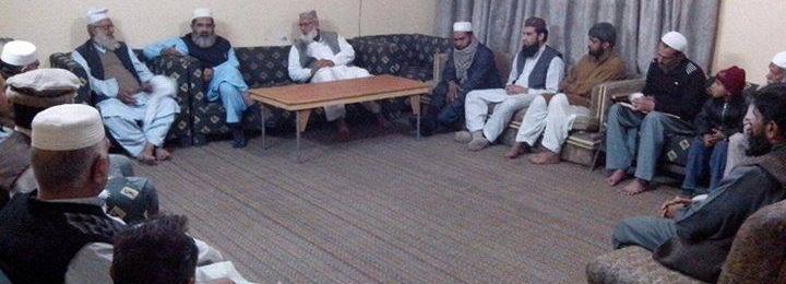 مجلس احراراسلام ضلع لاہورکا اہم اجلاس